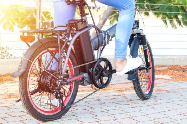 Bicicletas energia