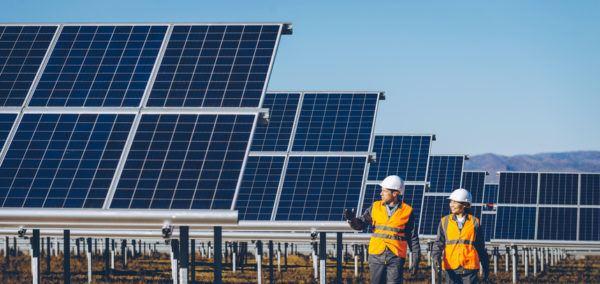 Conversion fotovoltaica como es