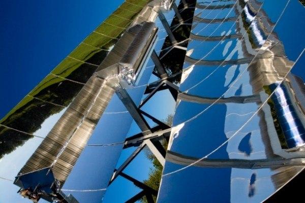 Parabolas solares