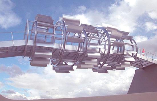 puente eólico