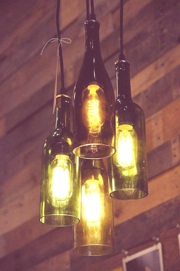 Recicla tus viejas o nuevas botellas