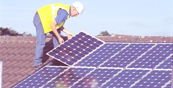 paneles solares hogar