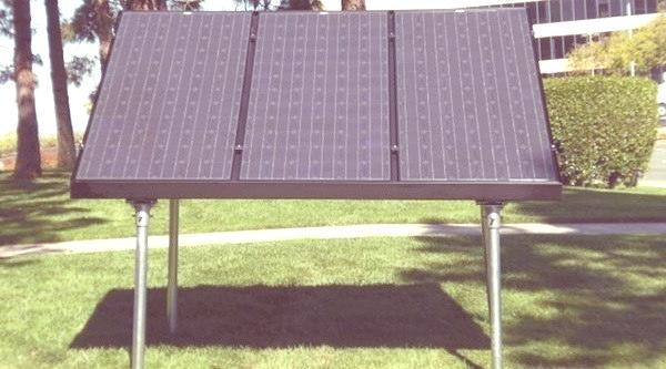 solar in a box