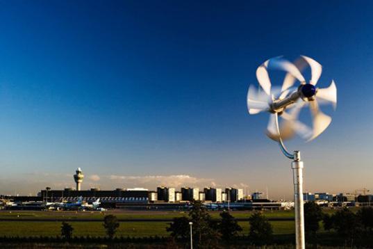 aerogenerador casero