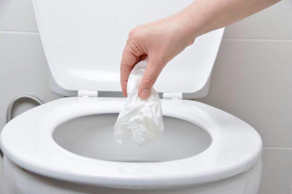 Ahorrar agua inodoro