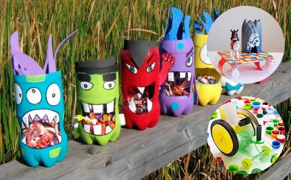 botellas plastico recipientes