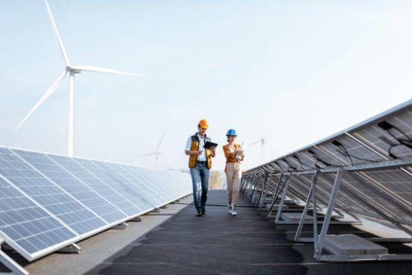 Como funciona la energia solar plantas