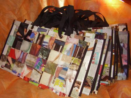 como-hacer-bolsas-de-papel-con-materiales-reciclados-bolsas-de-la-compra
