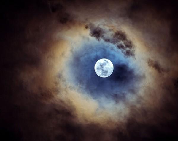 cuando luna llena