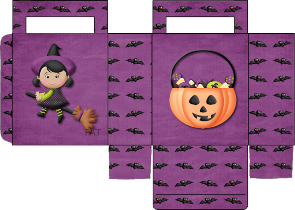 manualidades-de-halloween-para-ninos-para imprimir-cajas-dulces