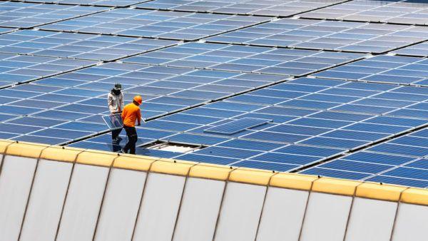 Como funcionan los paneles solares comunidades precio