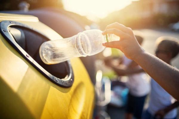 Como cuidar el medio ambiente reciclaje