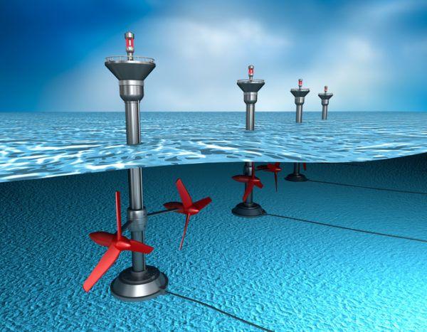Olas y mareas como fuentes de energia renovable