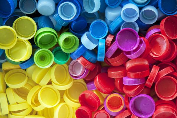 Ideas de Reciclaje con Tapas de Botella de Plástico
