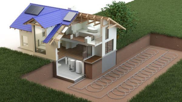Ventajas e inconvenientes de la energia geotermica casa