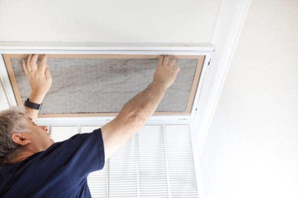 Como se hace un filtro casero aire