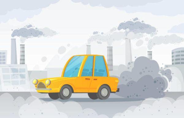 Mejores dibujos medio ambiente contaminacion ciudad