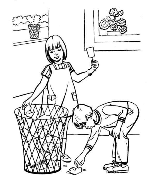 Mejores dibujos medio ambiente importancia de reciclar