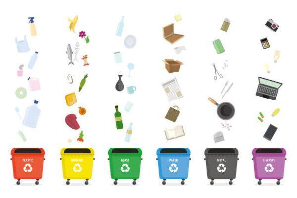 Mejores dibujos medio ambiente reciclaje