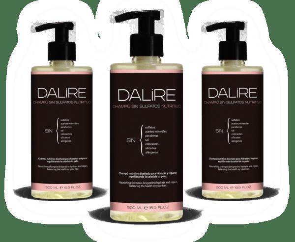 ¿Cuáles son las características del champú sin sulfatos nutritivo de Dalire? Esto es lo que opino tras probarlo gastos de envío