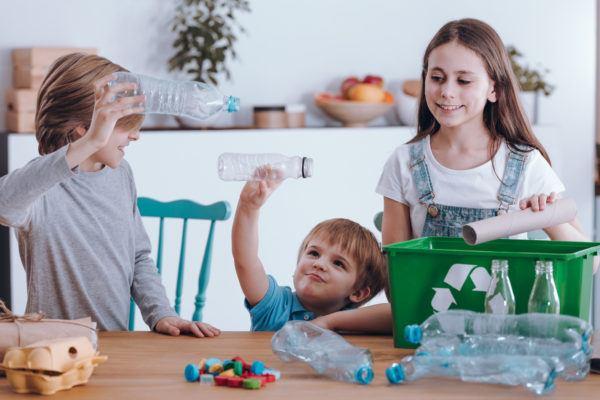 Mejores juegos para ninos para reciclar aprender a la vez contenedor
