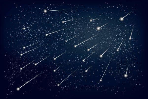 Cuando como ver la lluvia de meteoros las delta acuaridas 2022