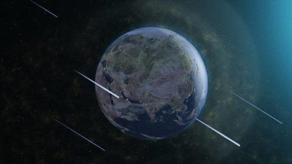 Cuando y como ver la lluvia de meteoros de las delta acuaridas 2022