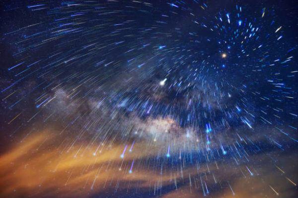 Liridas 2022 cuando la lluvia de estrellas