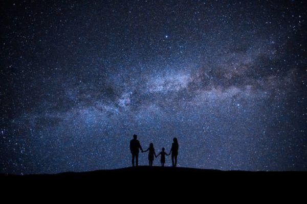 Liridas 2022 donde la lluvia de estrellas