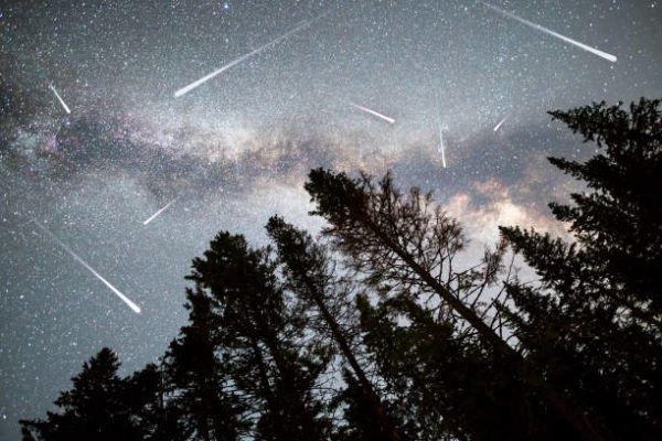 Liridas 2022 donde observar la lluvia de estrellas