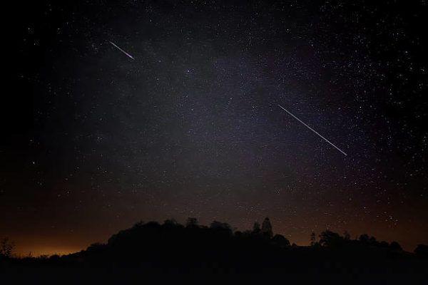 Lluvia estrellas leonidas 2022 cuando cuando se produce como ver donde ponerse