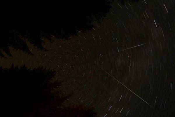 Lluvia estrellas leonidas 2022 cuando es cuando como ver donde ponerse