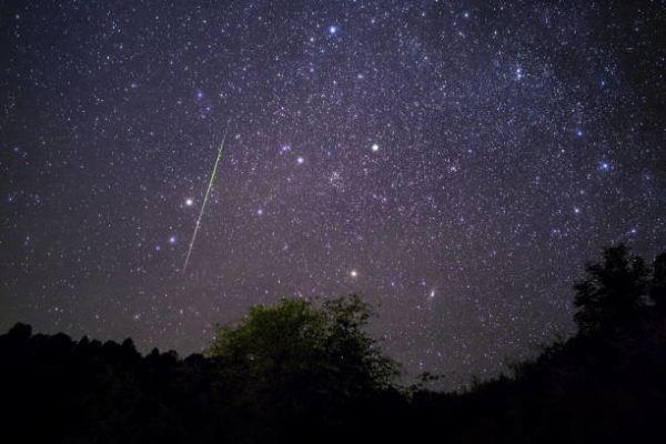 Lluvia estrellas leonidas 2022 es cuando se produce como ver donde ponerse
