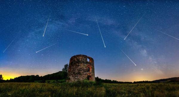 Orionidas 2022 donde cuaado ver la lluvia de estrellas como ver donde ver cuando