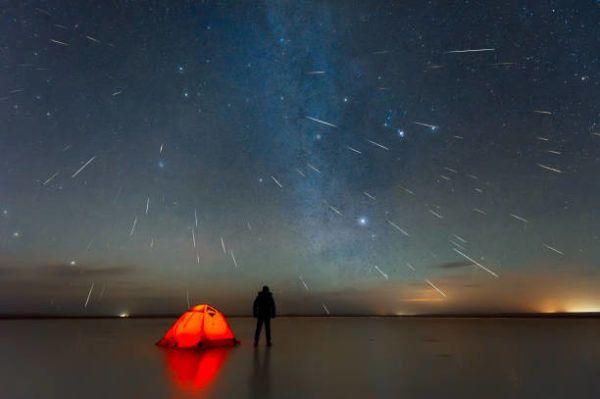 Orionidas 2022 donde cuando ver la lluvia de estrellas como ver donde ver cuando ver