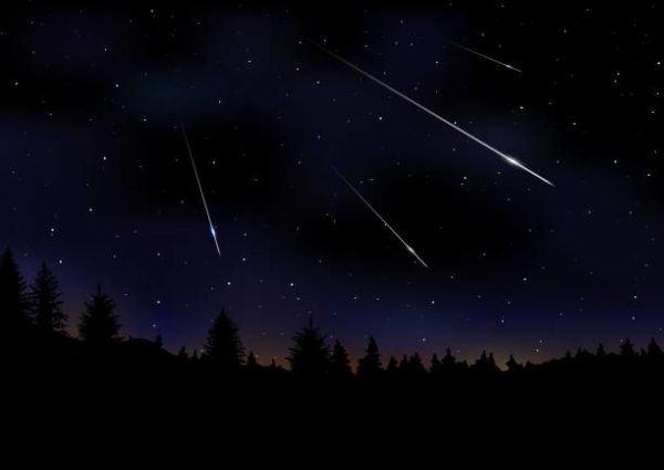 Que es la lluvia de estrellas de draconidas draconidas 2022