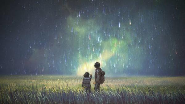 Que es la lluvia de estrellas de las draconidas de las draconidas 2022