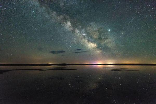 Que es la lluvia de estrellas las draconidas draconidas 2022