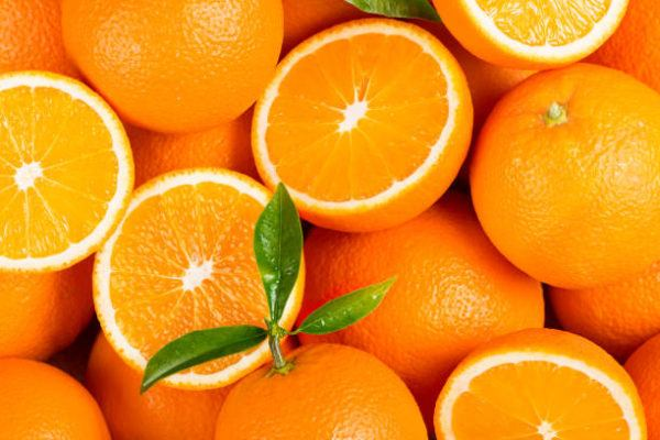 Que frutas y verduras comer en enero calendario de temporada naranjas