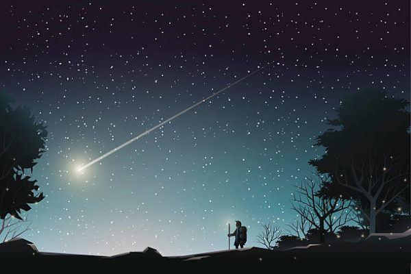 Que lluvia de estrellas de las draconidas draconidas 2022