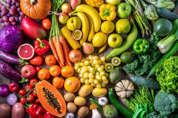 Calendario anual de frutas y verduras de temporada 1