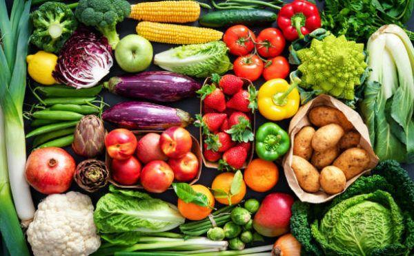 Calendario anual de frutas y verduras de temporada 2
