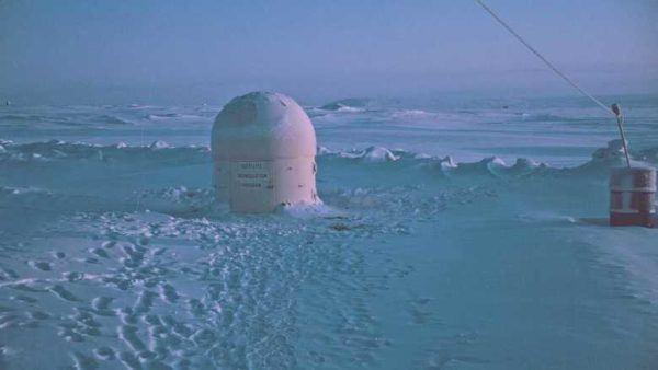 Lugares mas frios planeta NORTH ICE
