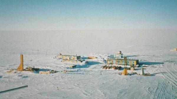 Lugares mas frios planeta VOSTOK