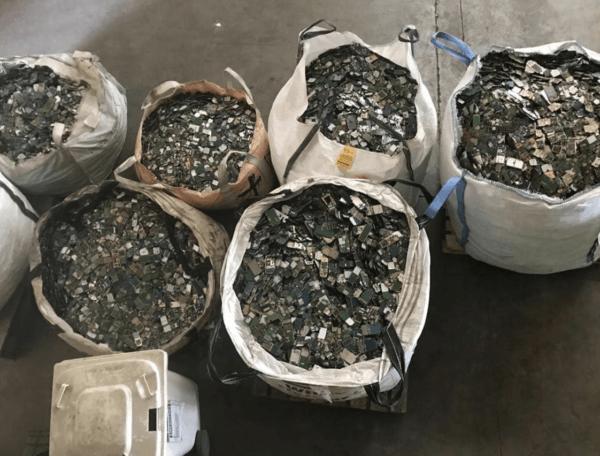 Reciclar nuestros móviles viejos: cómo hacerlo y cómo puedo reutilizarlo punto limpio reciclado