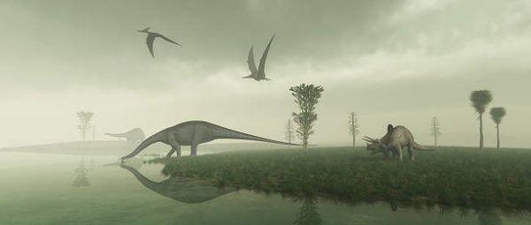 Que es un dinosaurio diferencias entre dinosaurios reales pelaculas en que epoca vivieron y cuantos habia