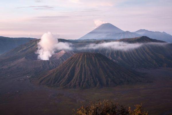 Cómo contribuyen los volcanes al cambio climático