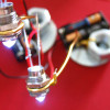 LEDs que emiten luz blanca pura, al fin