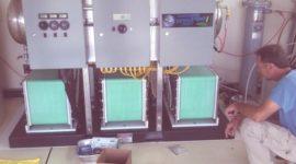Estaciones de hidrógeno solares en casa