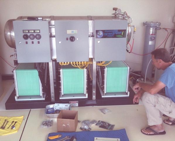 estacion hidrogeno casa